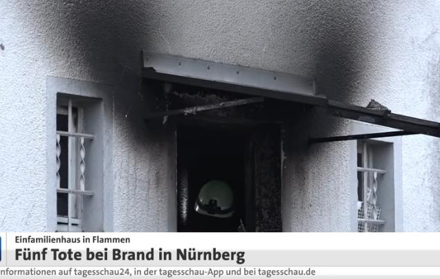 Трагедија: Мајка и нејзините четири деца изгореа во пожар во Германија (ВИДЕО)