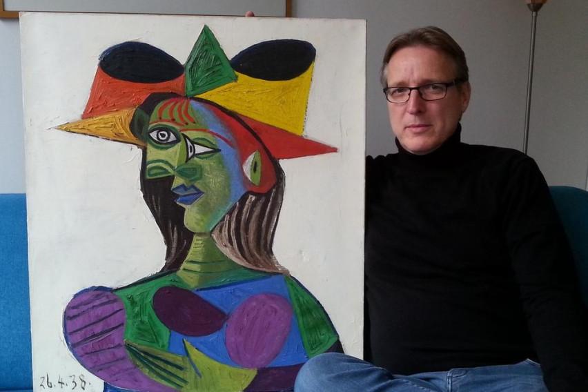 Пронајдено дело на Пикасо украдено од јахтата на богат шеик пред 20 години: Оваа слика е вредна 25 милиони евра