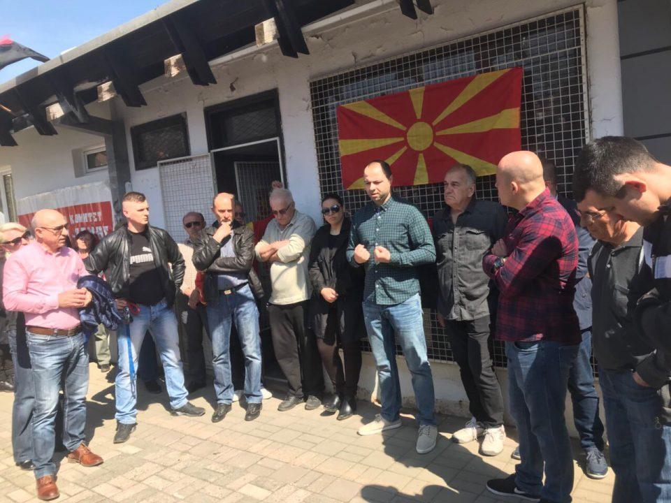 Продолжуваат теренските посети на ВМРО-ДПМНЕ, потпретседателот Мисајловски оствари средби во Општина Бутел
