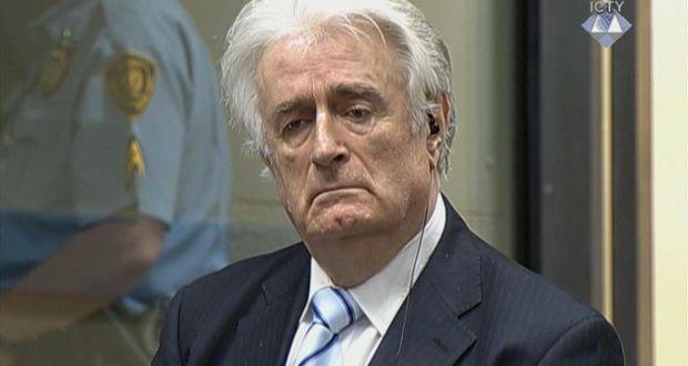 Караџиќ ја обжали пресудата за доживотен затвор