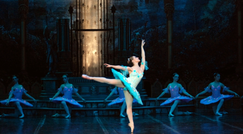 """Балетот """"Рајмонда"""" во Македонската опера и балет"""