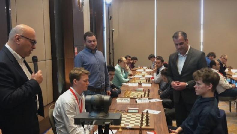 Во Скопје започна Поединечното Европско првенство во шах