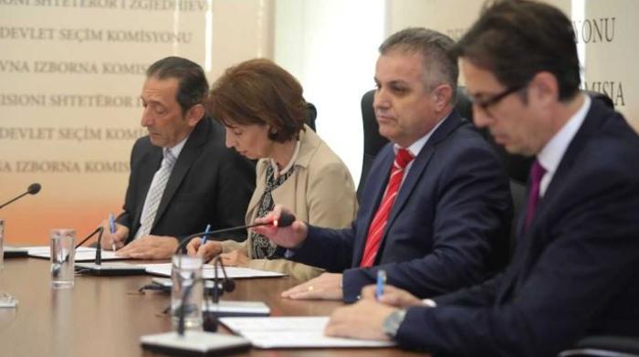 Кандидатите за претседател на државата се обврзаа за фер и демократски избори