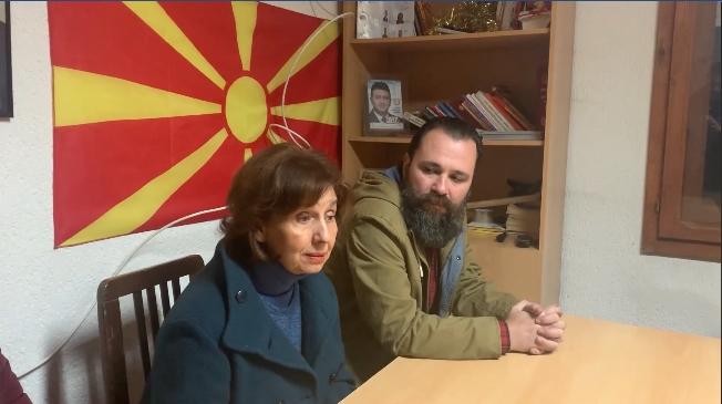 Силјановска Давкова: Приоритет е да го вратиме владеењето на правото, довербата во институциите урнисани од власта и да ја запреме миграцијата