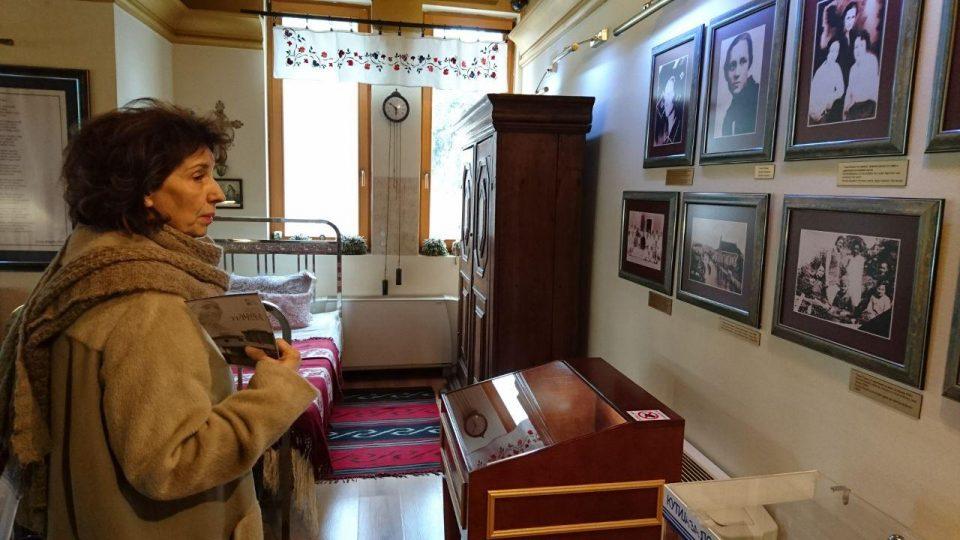 Силјановска Давкова денес ја посети Спомен куќата на Мајка Тереза