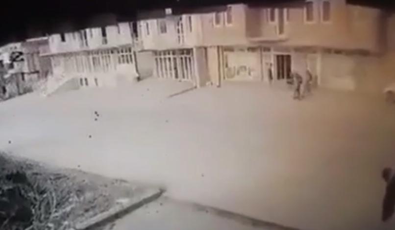 Вознемирувачко видео: Малолетник од Арачиново изгуби контрола и прегази тројца