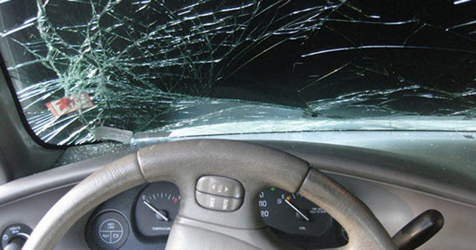 Сообраќајка во Скопје, повредени две лица