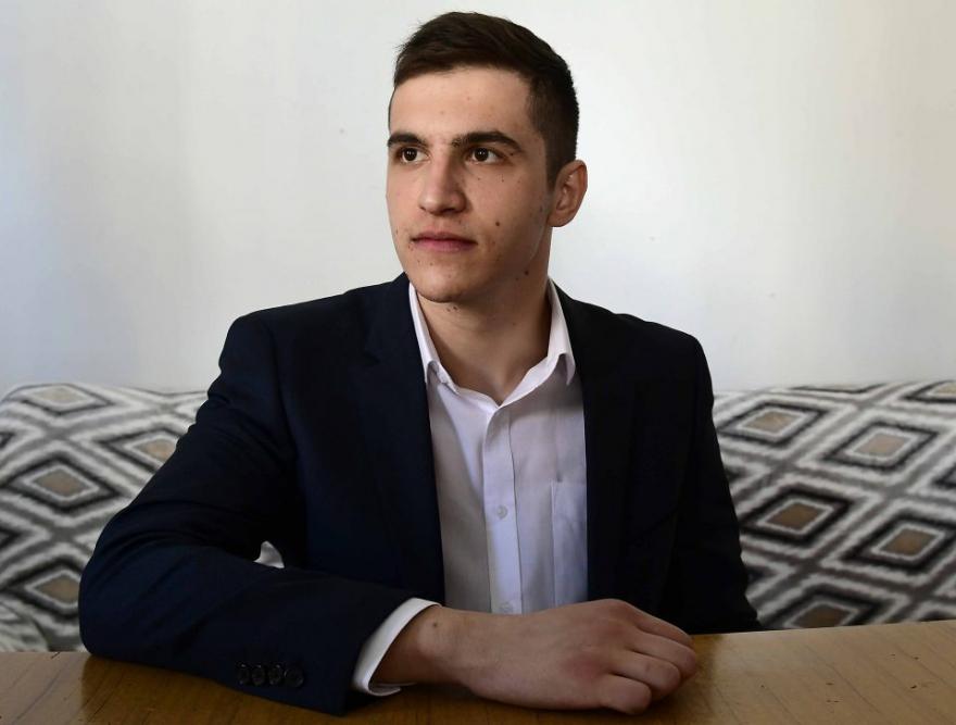 Скопјанецот Стефан Петревски е најдобриот студент на Оксфорд