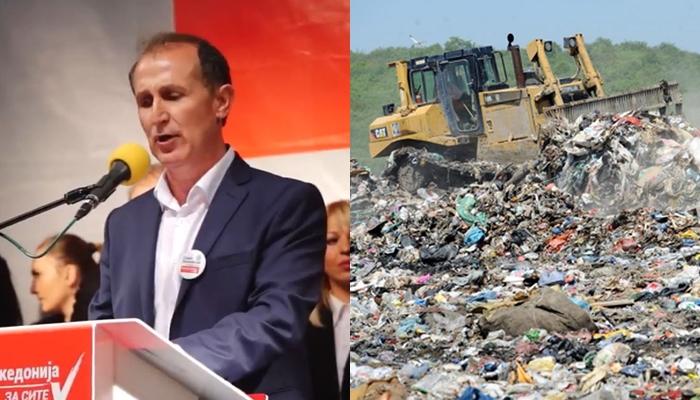Градоначалникот на Свети Николе пред избори се колнеше и ветуваше дека нема да има депонија во градот- сега експресно ќе гради