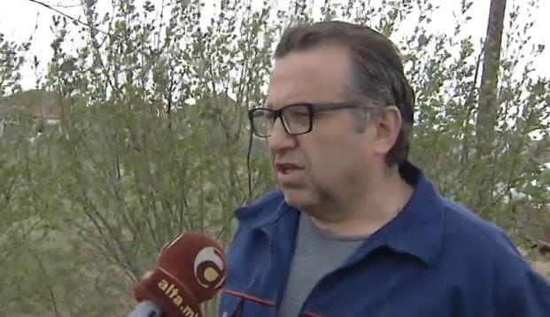 Таткото на прободениот полицаец открива детали за Алфа: Осомничените се обиделе да побегнат и направиле сообраќајка