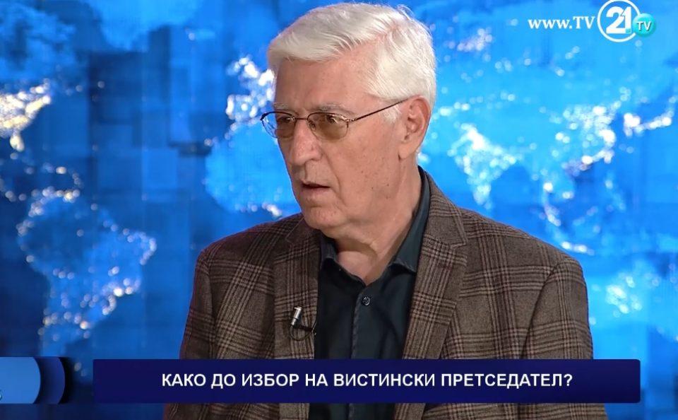 Тито Петковски ја кажа вистината: Кај Македонците води Силјановска Давкова