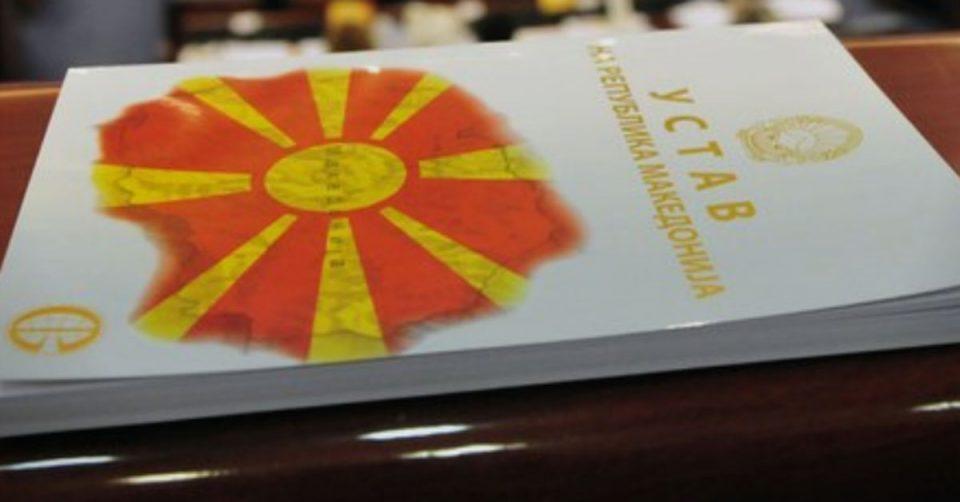 Мицкоски: Нема да поддржиме кршење на Уставот за онлајн гласање на закони во Собранието
