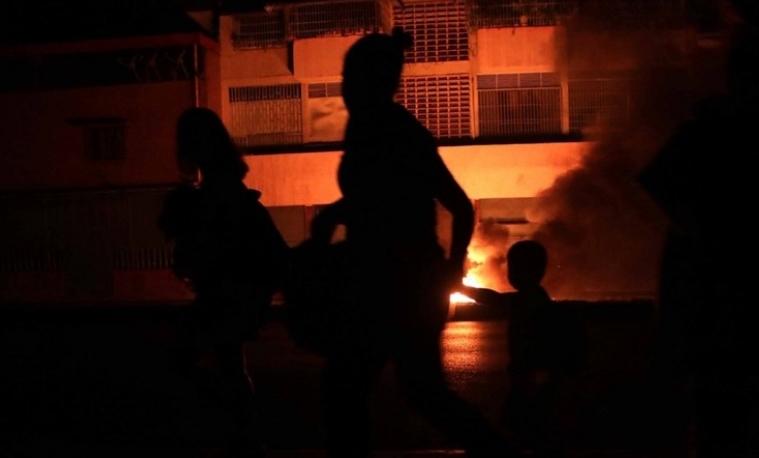 Во Венецуела повторно снема струја