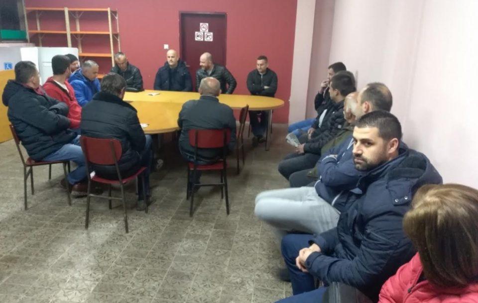 Претставници на ВМРО-ДПМНЕ во посета на Демир Хисар