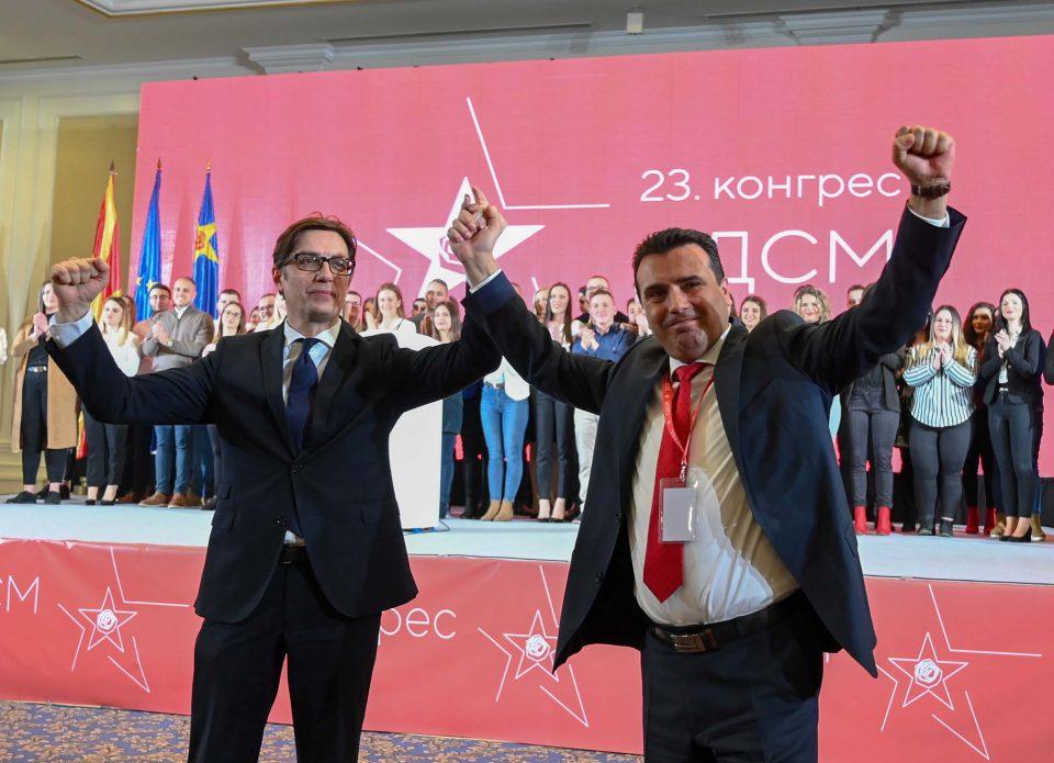 Пендаровски: Изјавата на Заев непримерна, граѓаните и политичарите под голем притисок