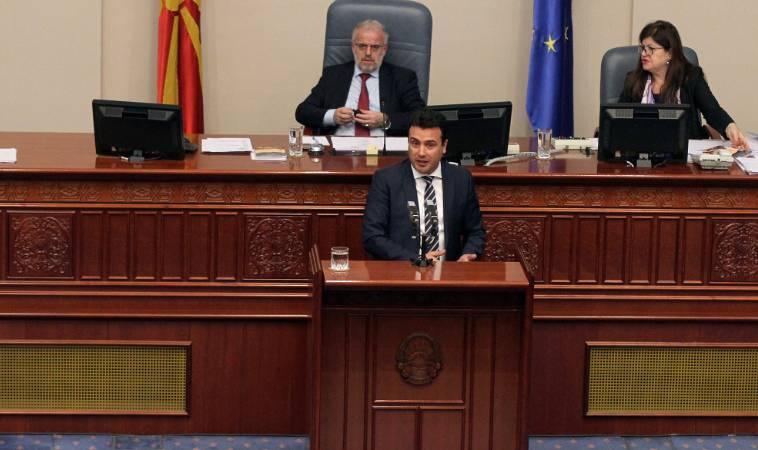 Заев призна: ВМРО-ДПМНЕ беше во право, не можам да бидам и премиер и министер за финансии