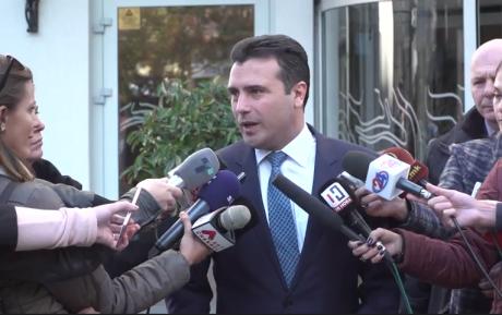 Владата негира дека Заев ја пријавил мајката на Пино за вознемирување