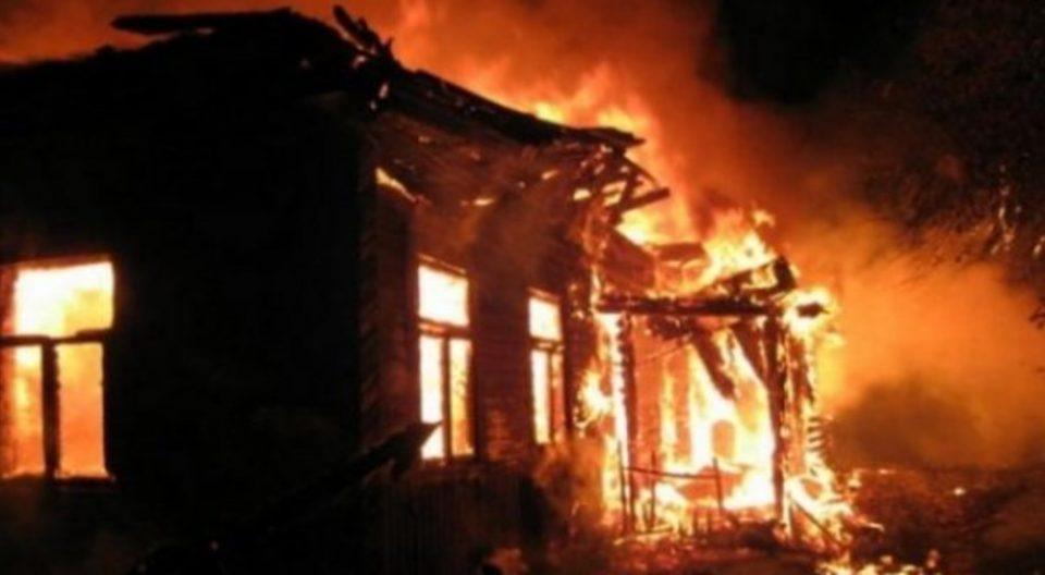 Дванаесетчлено семејство од беровско остана без семејната куќа