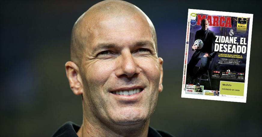 Реал пресече: Од вечерва Зидан е старо-нов тренер!