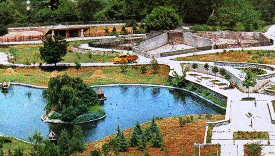 РЕТРО ФОТО: Скопската Зоолошка градина пред 50 години