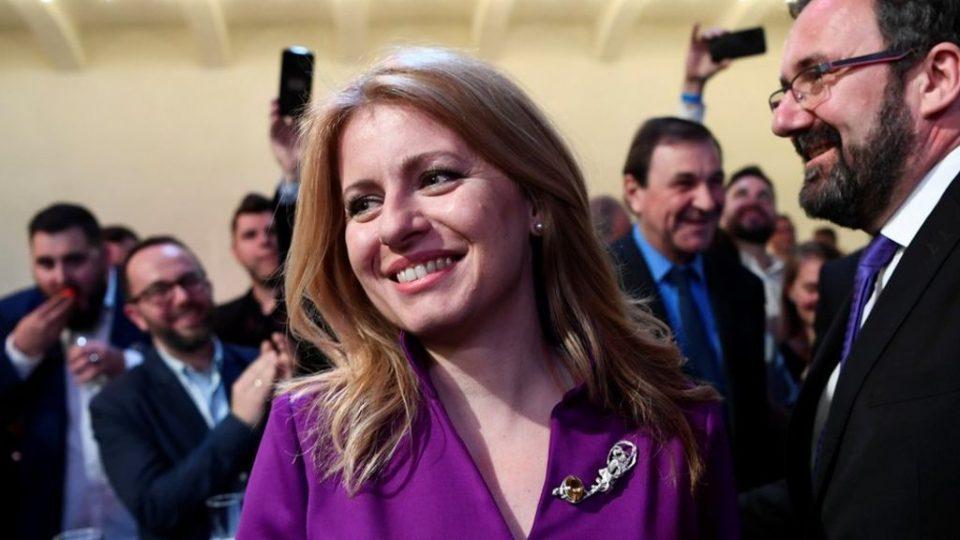 Словачка има нова претседателка