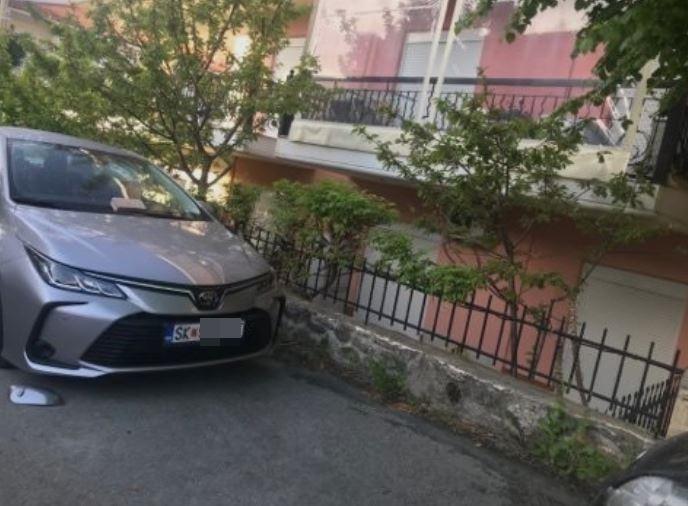 ФОТО КУРИР: Демолирано возилото на Македонец во Грција