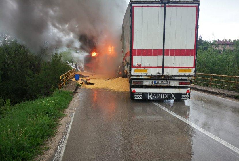 Петта жртва од автобусот во Србија во кој живи изгореа четворица патници– медицинска сестра починала на операциона маса