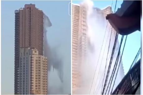 ВИДЕО: Снимки од земјотресот на Филипините се појавија на интернет- луѓето запрепастени