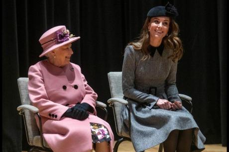 Кралицата не крие дека Кејт и е омилена: За годишнина и додели посебна титула