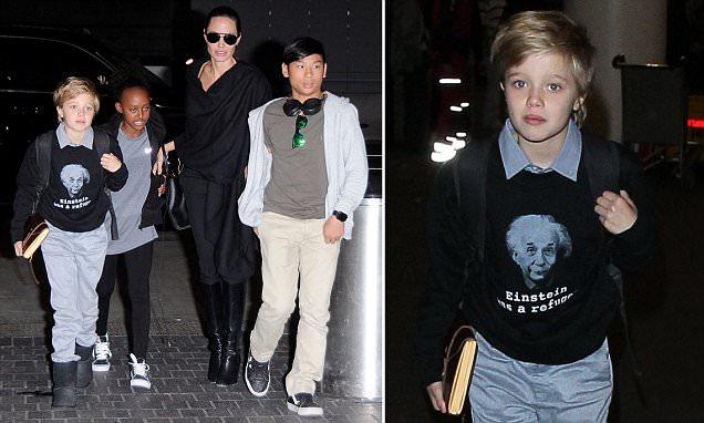 Светот шокиран: Ќерката на Анџелина Џоли ќе стане момче (ФОТО)
