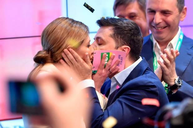 ФОТО: Ова е новата прва дама на Украина која се плаши од идната нејзина функција само поради една работа