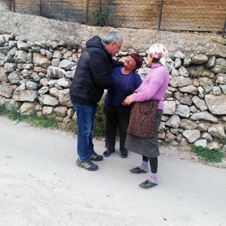 Милошевски: Охридските села ќе имаат голема поддршка од мене како градоначалник