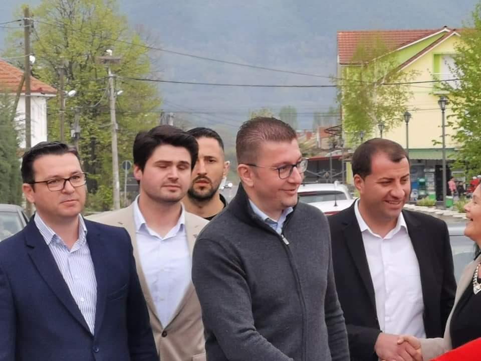 Стоилков: Ново Село ќе добие градоначалник кој ќе и' ја врати честа на општината и ќе ја оттргне од криминалното минато на поранешниот градоначалник