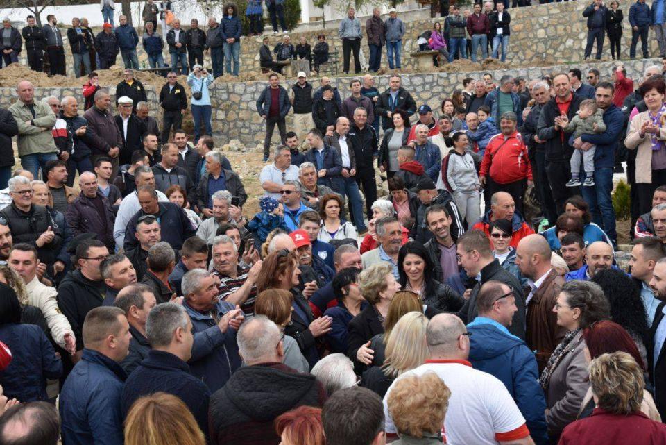 Мицкоски: Сега имаме заедничка битка, можеби најважна до сега, да донесеме правда за Македонија