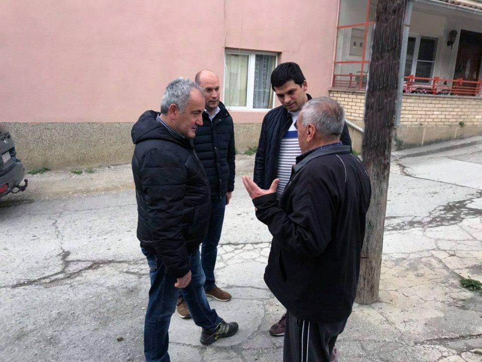Милошевски: Охрид и околината мора рамномерно да се развива