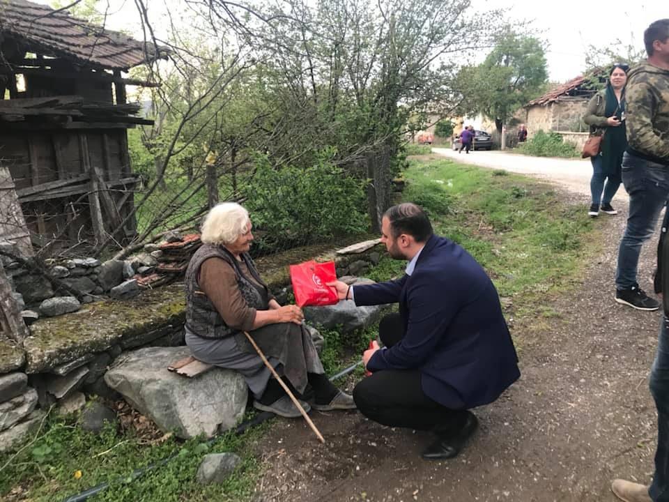 Ѓорѓиевски во Демир Капија: Од Македонија ќе направиме достојно место за живеење, од претседателските избори започнуваме