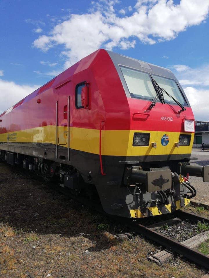 Мисајловски: Со набавката на електро-локомотивите се завршува проектот за обнова на железничкиот возен парк кој го започна ВМРО-ДПМНЕ