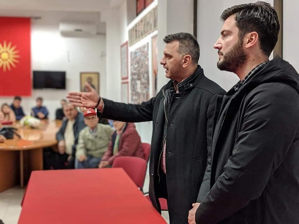 Тарчуловски: ВМРО ДПМНЕ- ШТИП со право се нарекува центар на Македонштината