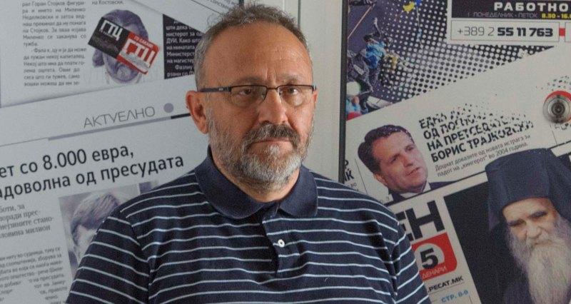 Кој му се заканува на Геровски? – Ги гуши ли власта слободата на изразување и професионалните медиуми