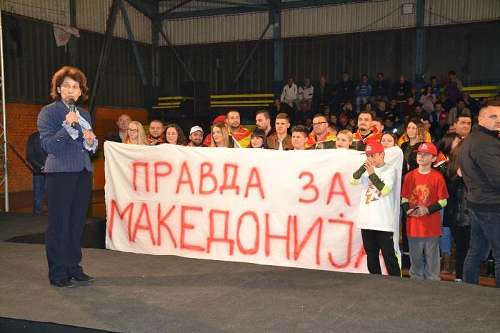 Силјановска: Да се излезе на изборите- по претседателските ќе се отвори пат за нови парламентарни избори
