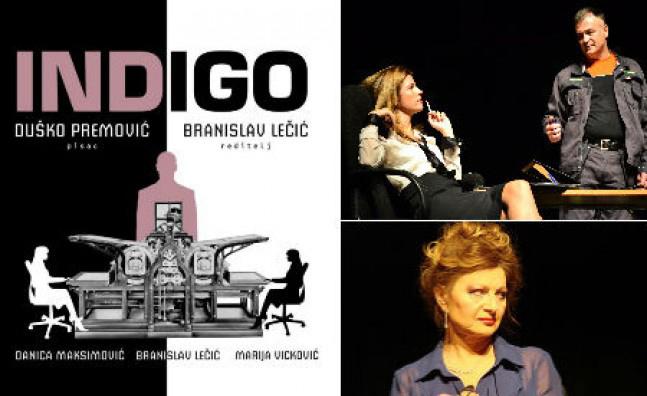 """Во Србија е хит, а сега доаѓа во Македонија: Претставата """"Индиго"""" на Лечиќ е нешто кое треба да се погледне"""