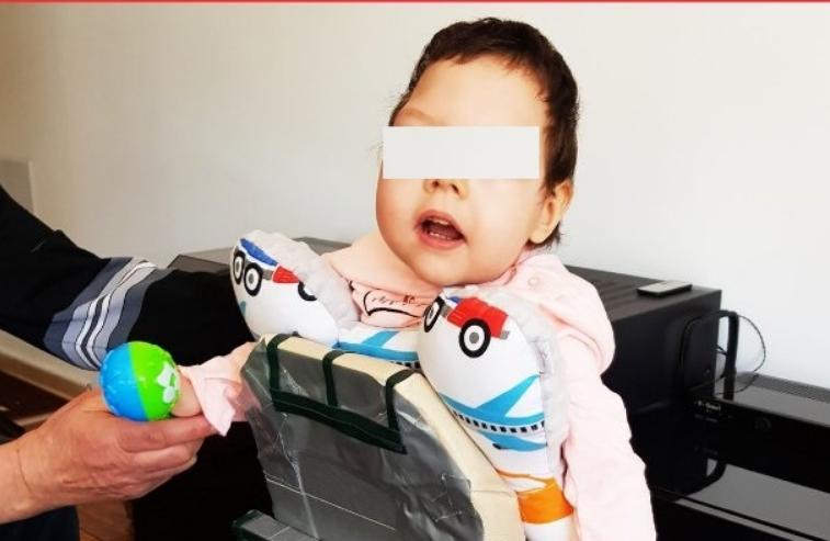 ДА ПОМОГНЕМЕ: Малата Мила Димоска итно треба да оди на операција во Кина