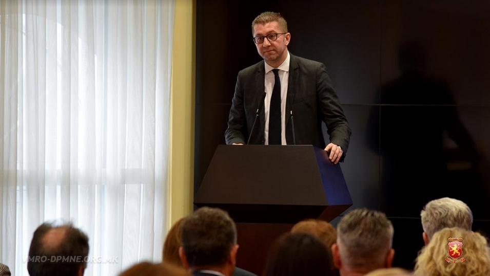 Наместо молк, огромен аплауз за Билјана Беличанец: Комеморација во Централниот штаб на ВМРО-ДПМНЕ