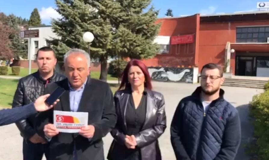 Милошевски: За убав град културата треба да биде на пиедестал, а нашата заложба ќе биде таа