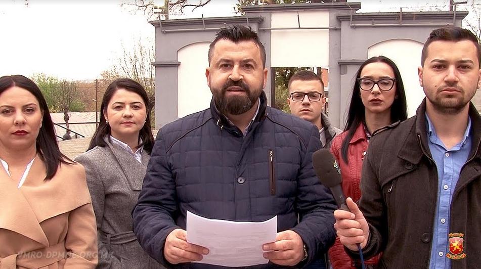 Лазов до СДСМ: Се фалите со едно општество за сите, а донесовте поделби- Пендаровски најубедливиот пораз го има веќе доживеано во Велес