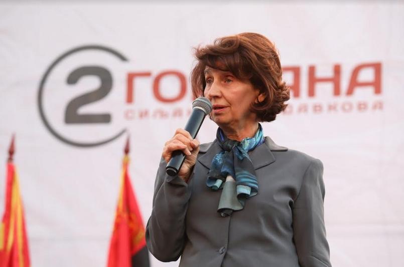 Силјановска од Ѓорче Петров: Две ипол години се соочуваме со политички пазар, притисок и закани- тоа е слика која што мора да се смени