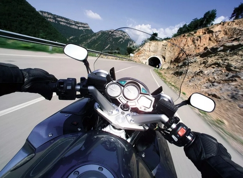 РСБСП: Мотоциклисти внимавајте и почитувајте ги сообраќајните правила