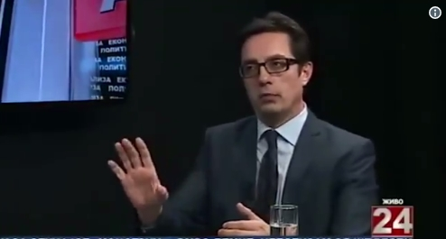 Снимка која го разобличи Стево: Може ли да му се верува на Пендаровски? (ВИДЕО)