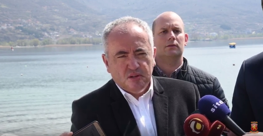 Милошевски: Врвен приоритет во Охрид ќе биде туризмот