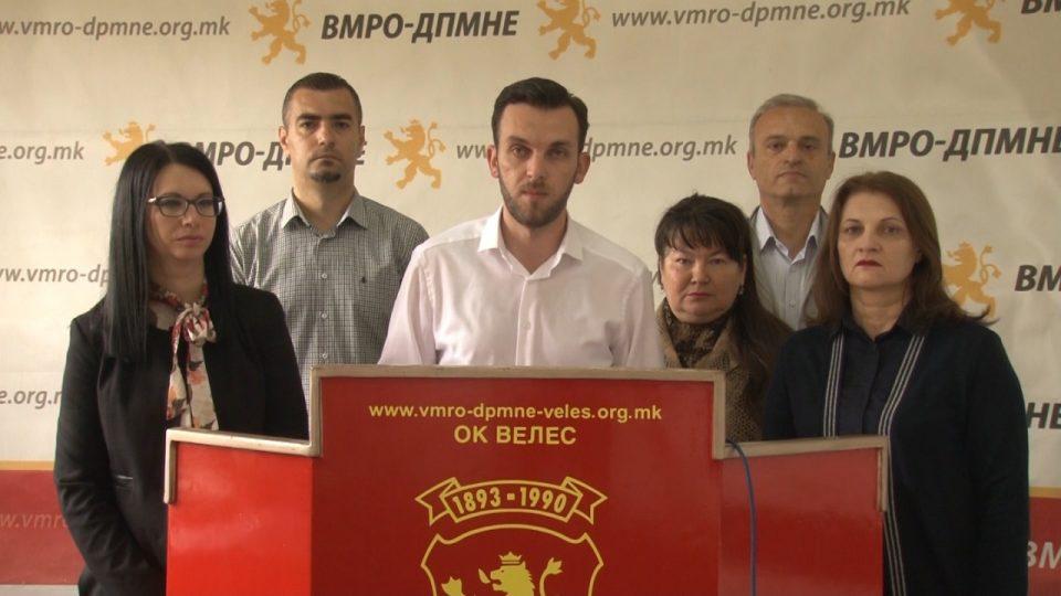 Радевски до Коцевски: Од каде ви е легитимитетот како нивни градоначалник да спроведете одлука која е против волјата на мнозинството на граѓани?